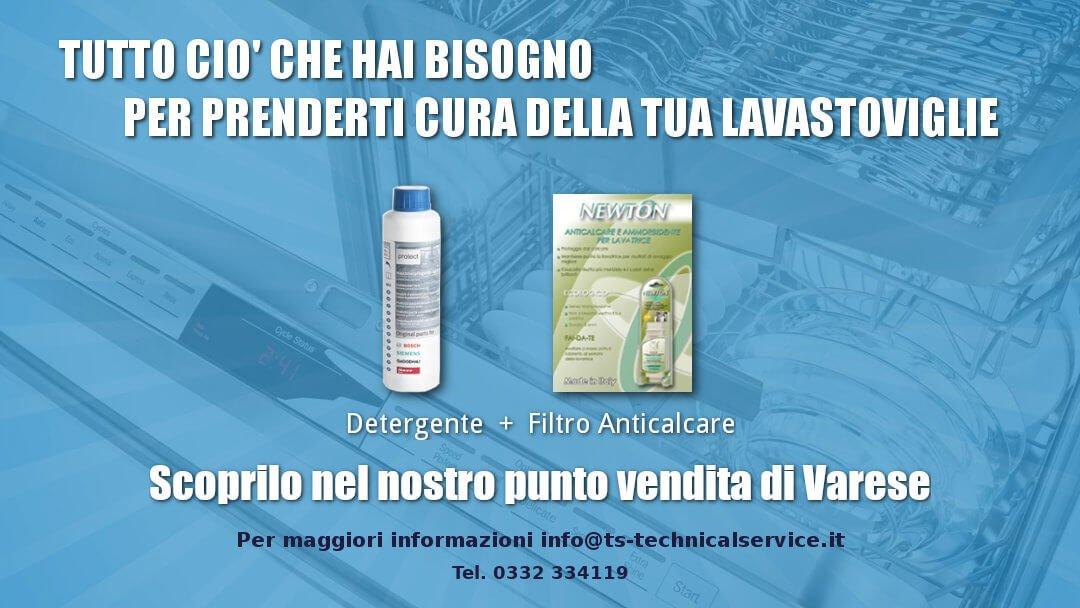 offerta detergente lavastoviglie filtro anticalcare